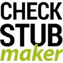 Check Stub Maker