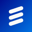 Ericsson's logo