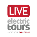 Live Electric Tours logo