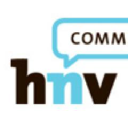 HubertNiessenVis Communicatie logo