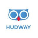 Hudway Glass logo icon