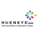Hueneye Communications logo