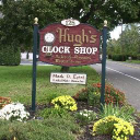Hughs Clock Shop logo