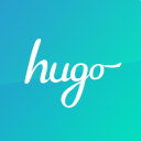 Hugo logo icon