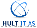 Hult IT AS logo