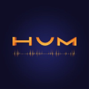 Hum: Music Production & Audio Branding logo