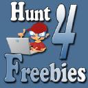Hunt4 Freebies logo icon