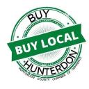Shop Hunterdon logo icon