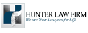 Hunter Law Firm logo icon