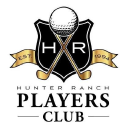 Hunter Ranch Golf logo icon
