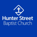 Hunter Street Baptist Church logo