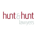 Hunt & Hunt Lawyers logo