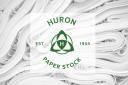 Huron Paper Stock logo