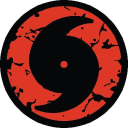 Hurricane Track logo icon