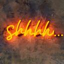 Hush logo icon