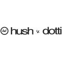 Hush + Dotti logo icon