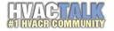 Hvac Talk logo icon
