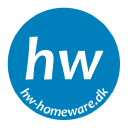 hw-homeware.dk logo