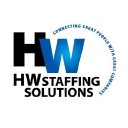 Hw Staffing logo icon