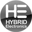 Hybrid Electronics logo icon