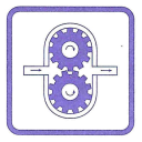 Hydraulic Centre logo icon