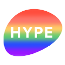 Hype logo icon
