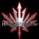 Hyperstealth logo icon