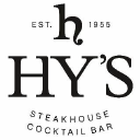 Hy's Steakhouse & Cocktail Bar logo icon