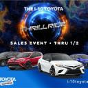 I-10 Toyota logo