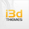 I3d Themes logo icon