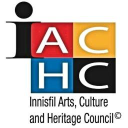 IACHC (Innisfil Arts, Culture and Heritage Council) logo