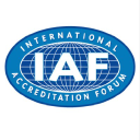 International Accreditation Forum logo icon
