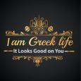 I Am Greek Life Logo