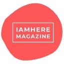 Iamhere Magazine logo icon