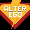 I Am Superhero logo icon