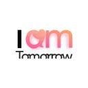 I Am Tomorrow logo icon