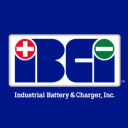 Industrial Battery & Charger logo icon