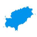 Ibizaisla logo icon