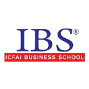 Icfai Business School logo icon