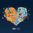 International Burch University logo icon