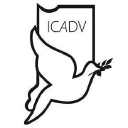 · Indiana Coalition Against Domestic Violence logo icon