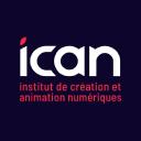 Ican logo icon