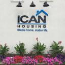 ICAN Housing logo
