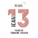 ICAN BPO Pvt. Ltd. logo