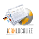 I Can Localize logo icon