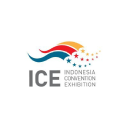 Indonesia International Expo logo icon