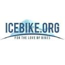 Icebike logo icon