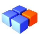Ice Cube Digital logo icon