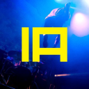 Iceland Airwaves logo icon