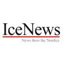 Ice News logo icon